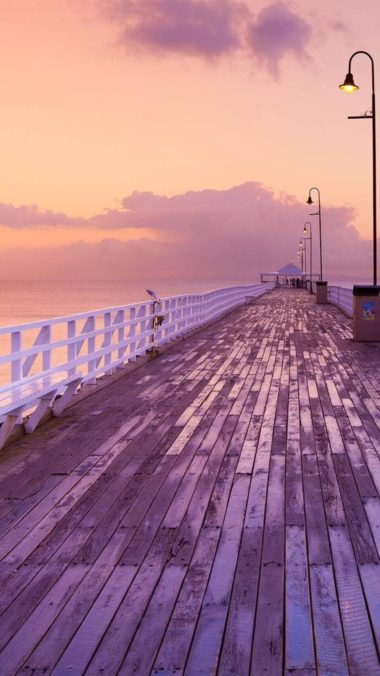 Pier Nature Img Wallpaper 1080x1920 380x676