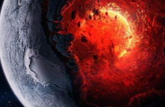 Planet Core Meltdown Wallpaper 720x1280 340x220