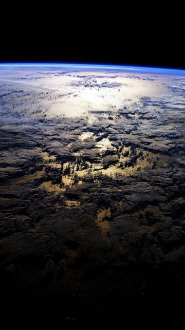 Planet Surface Space Dark Island 380x676