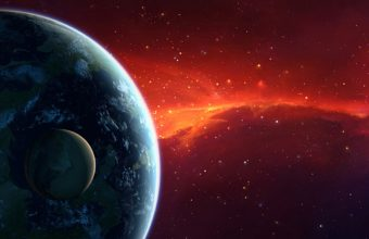 Planets Ultra HD Wallpaper 1080x2160 340x220