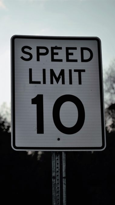 Pointer Sign Limit Speed Wallpaper 720x1280 380x676