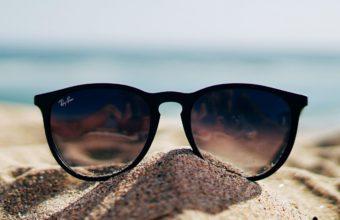 Rayban Sun Glasses Desert Ub Wallpaper 2160x3840 340x220