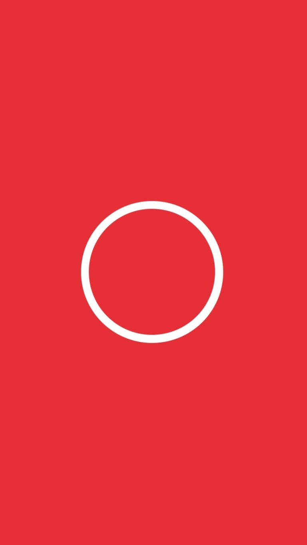 Red Minimalism Image Wallpaper 1080x1920 768x1365