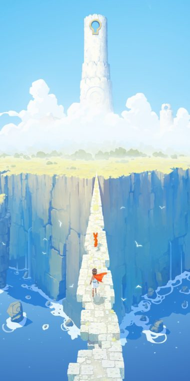 RiME Ultra HD Wallpaper 1080x2160 380x760