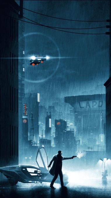 Ryan Gosling Blade Runner 2049 Hd F0 Wallpaper 720x1280 380x676