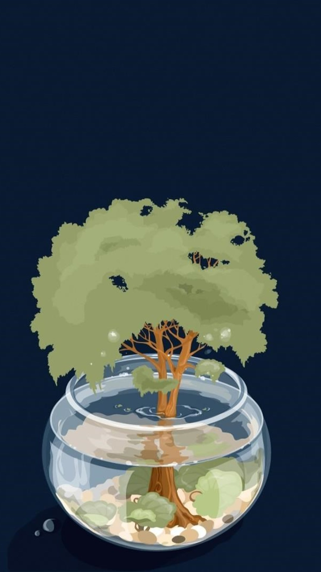 Save Trees Artwork Qhd Wallpaper – [1080×1920]