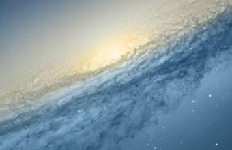 Scientific Space Planet Galaxy Stars Ultra HD Wallpaper 1080x2160 340x220