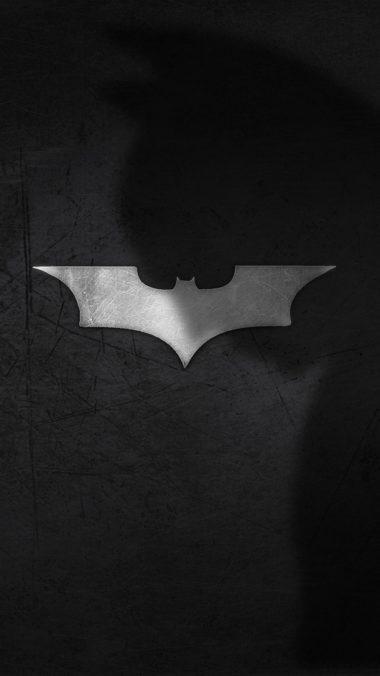 Shadow Logo Batman Dark Knight 380x676