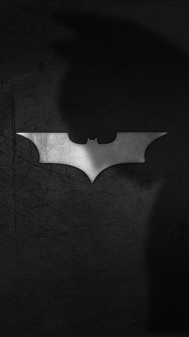 Shadow Logo Batman Dark Knight
