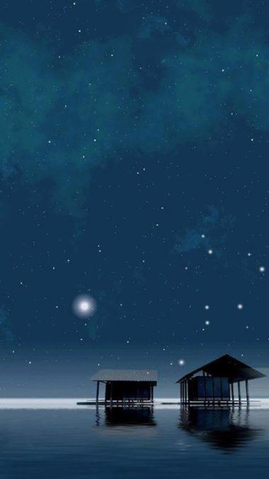 Sky At Night Wallpaper 720x1280 380x676