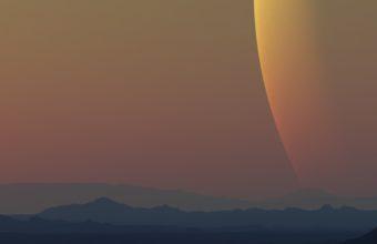 Sky Space Ultra HD Wallpaper 1080x2160 340x220