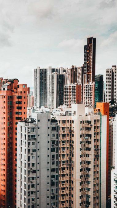 Skyscrapers Buildings Architecture Wallpaper 720x1280 380x676