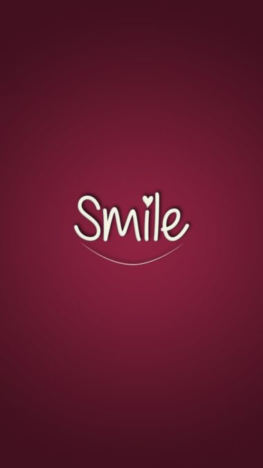 Smile Wallpaper 1080x1920 380x676