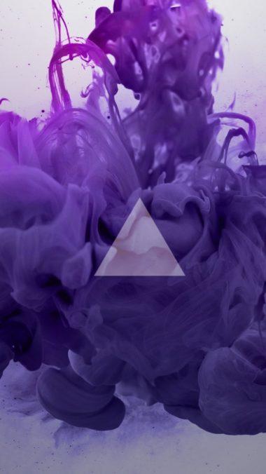 Smoke Triangle Lilac 380x676