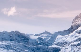 Snow Mountain Ultra HD Wallpaper 1080x2160 340x220