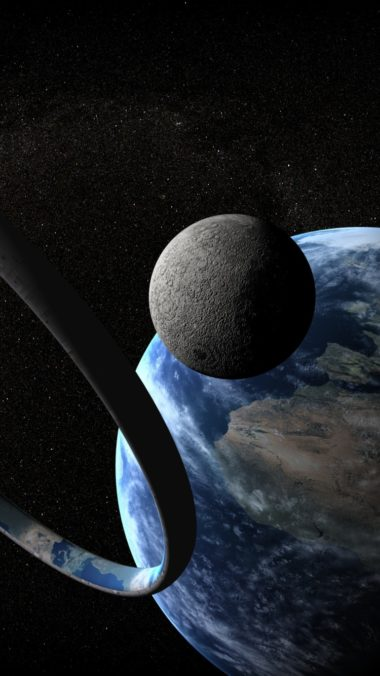 Space Earth Planets 380x676