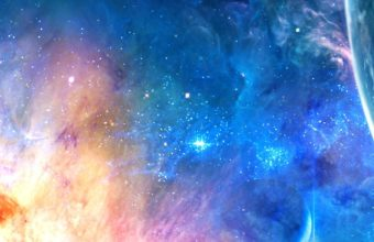 Space Fantasy Ultra HD Wallpaper 1080x2160 340x220