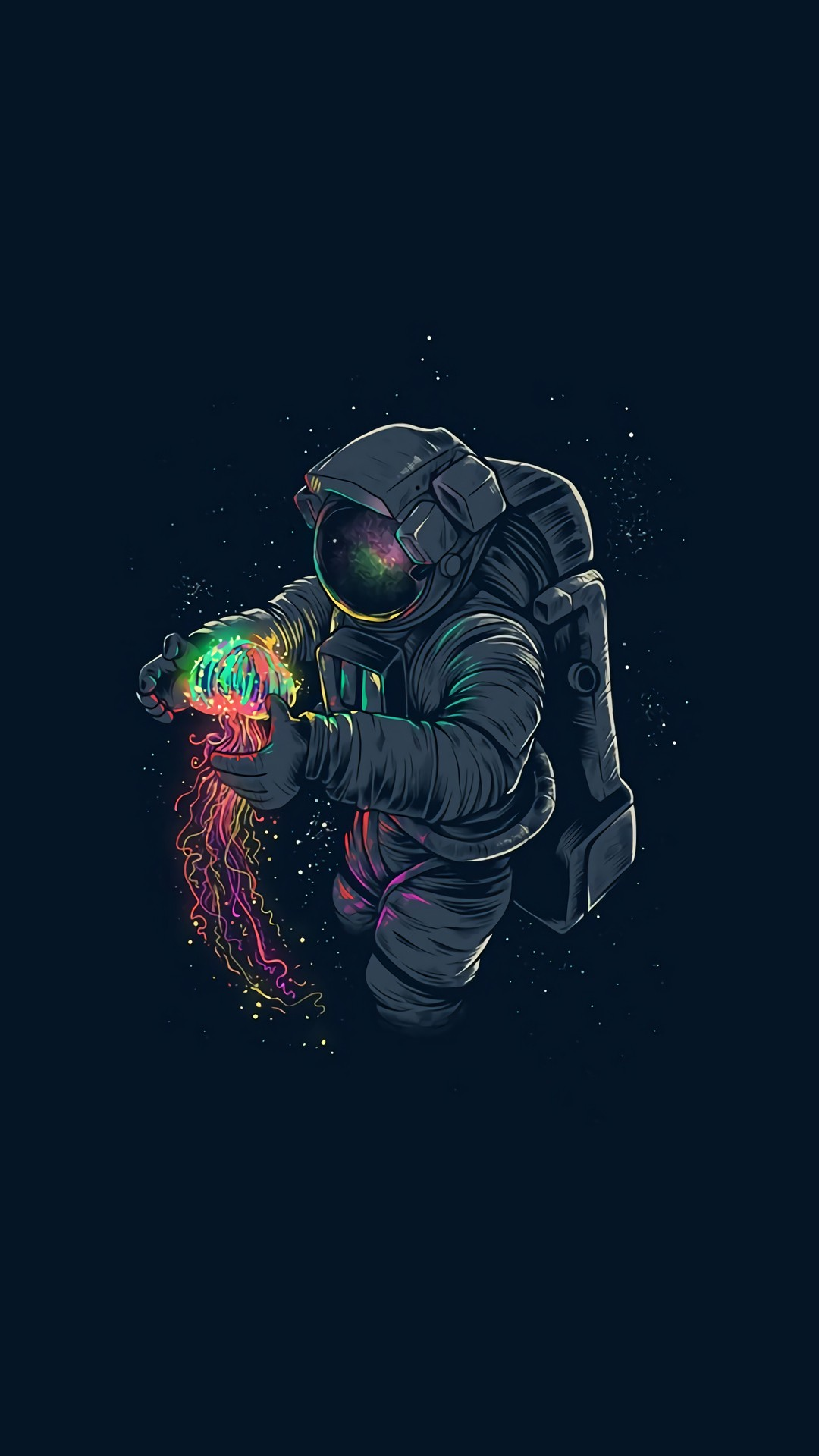 Space Jelly Wallpaper – [1080×1920]