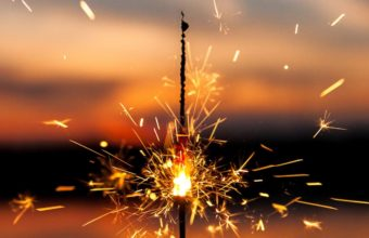 Sparkles Firework 66 Wallpaper 2160x3840 340x220