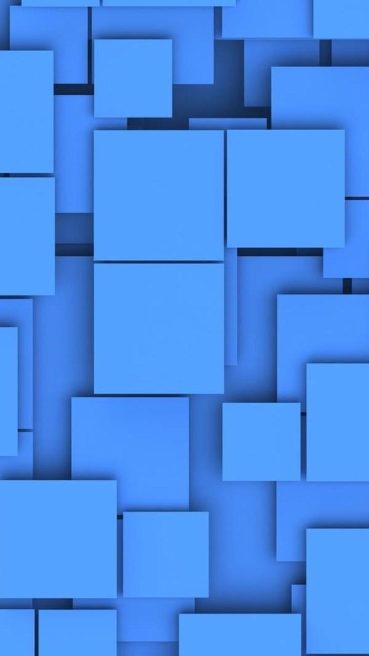 Square Art Wallpaper 720x1280