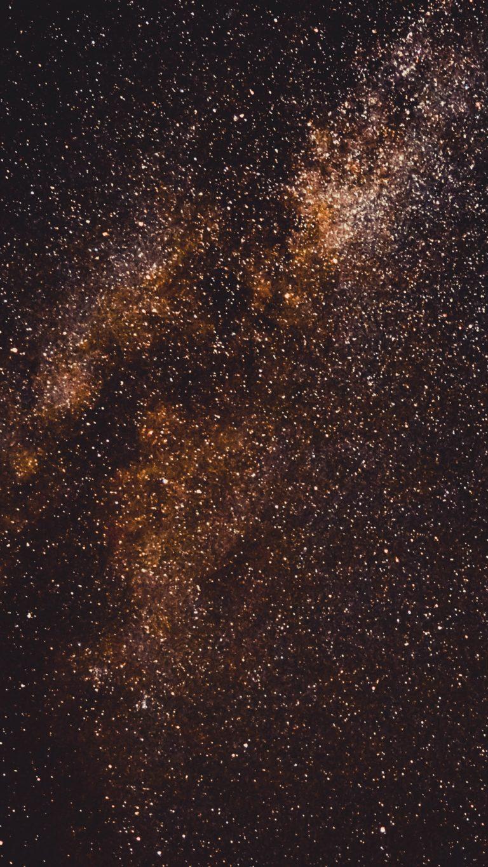 Stars Space Sky Glitter Wallpaper 2160x3840 768x1365