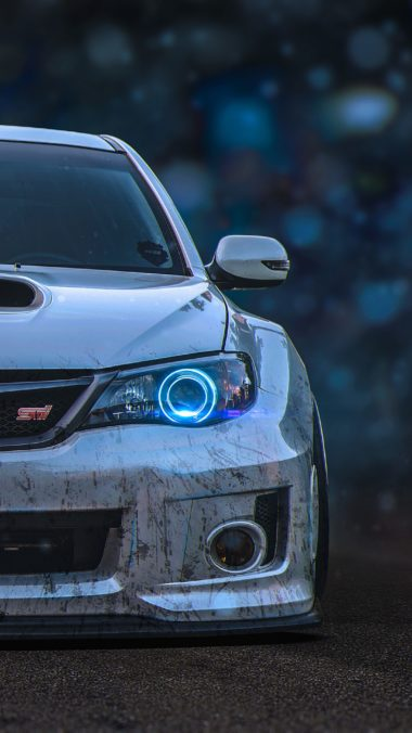 Subaru Hi Wallpaper 2160x3840 380x676