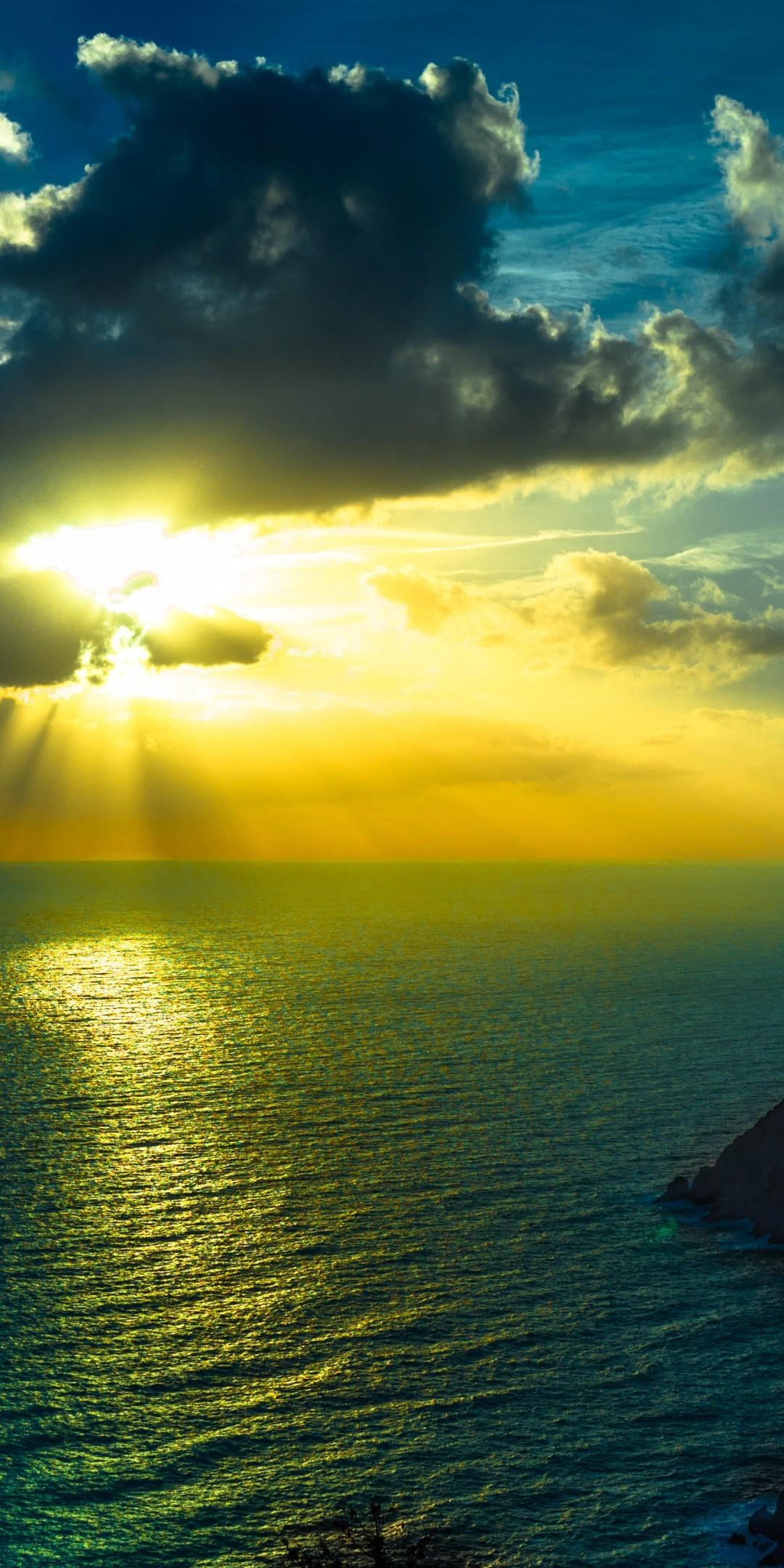 Sunrising Ultra HD Wallpaper [1080x2160]