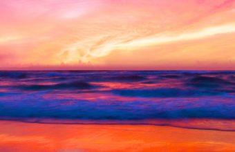 Sunset Ultra HD Wallpaper 1080x2160 340x220