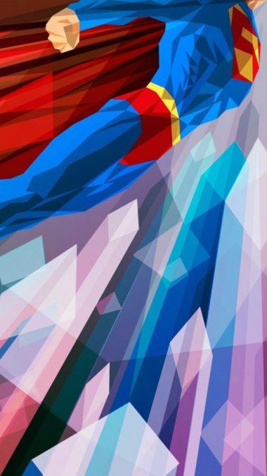 Superhero Superman Bright 380x676