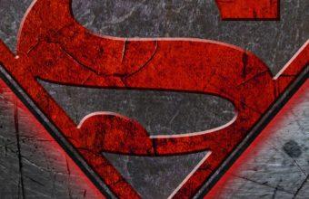 Superman Logo Ultra HD Wallpaper 1080x2160 340x220