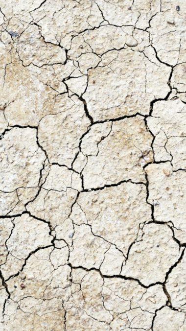 Surface Cracks Background Texture 380x676