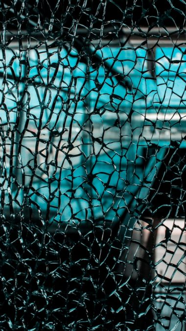 Surface Mesh Cracks Wallpaper 720x1280 380x676