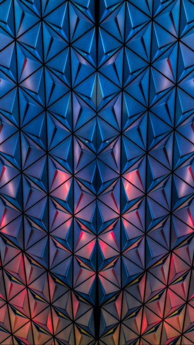 Surface Shape Light Wallpaper 720x1280 380x676