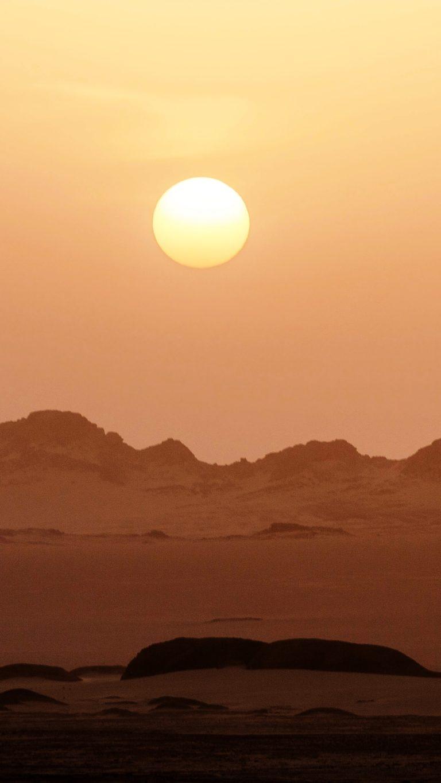 Tadrart Algeria Desert Za Wallpaper 2160x3840 768x1365
