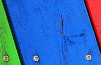 Texture Wooden Board Bright Wallpaper 2160x3840 340x220