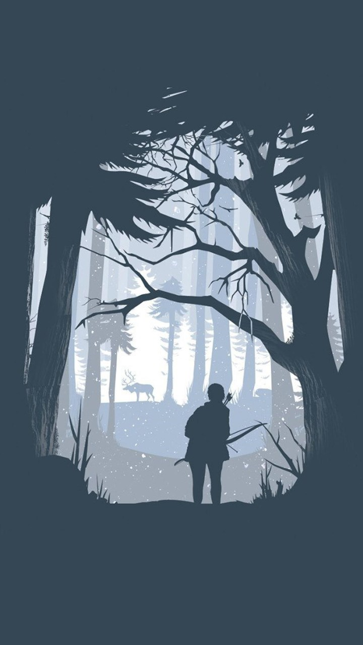 The Last Of Us Poster Wallpaper 720x1280