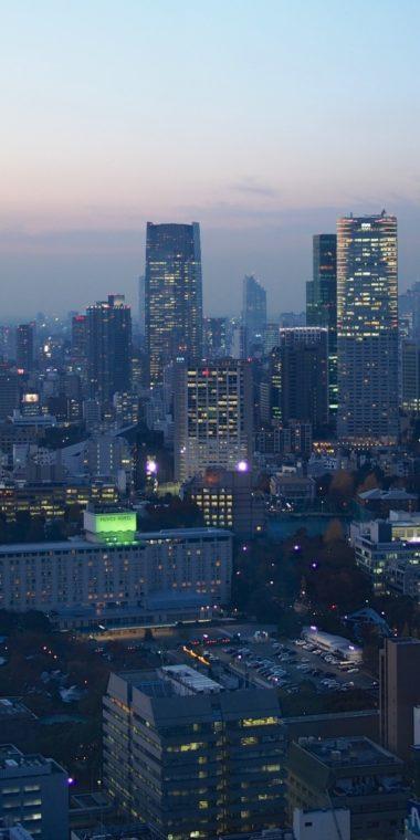 Tokyo Ultra HD Wallpaper 1080x2160 380x760