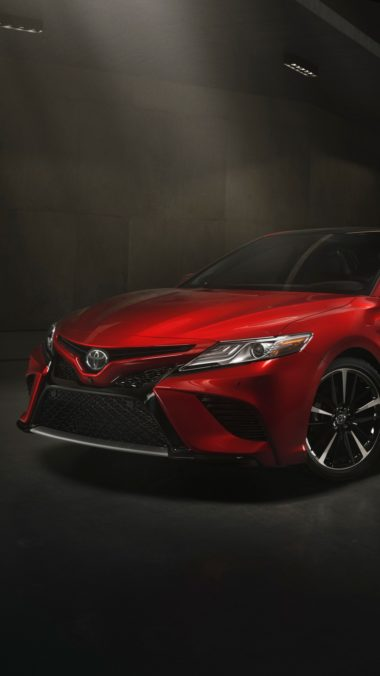 Toyota Camry Xse Ke Wallpaper 1080x1920 380x676