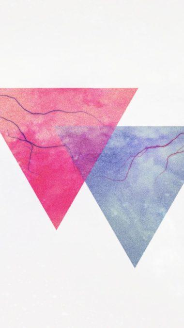 Triangle Minimalsim Wallpaper 720x1280 380x676
