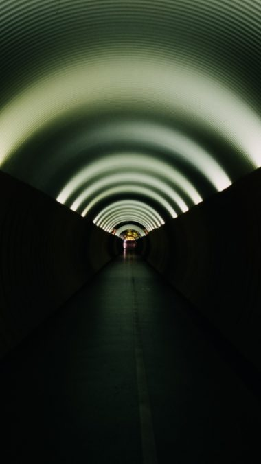Tunnel Underground Dark Wallpaper 720x1280 380x676