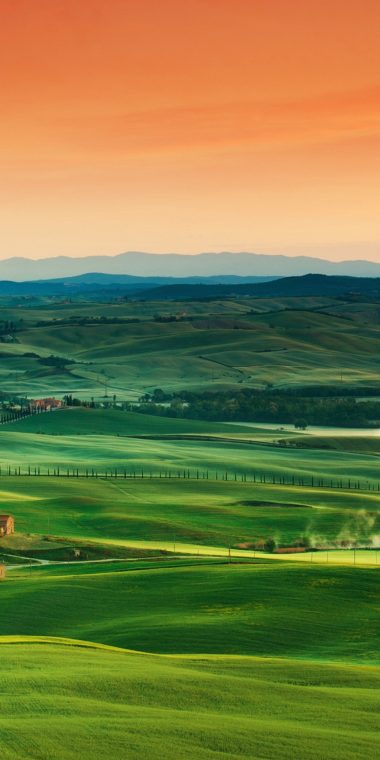 Tuscany Ultra HD Wallpaper 1080x2160 380x760