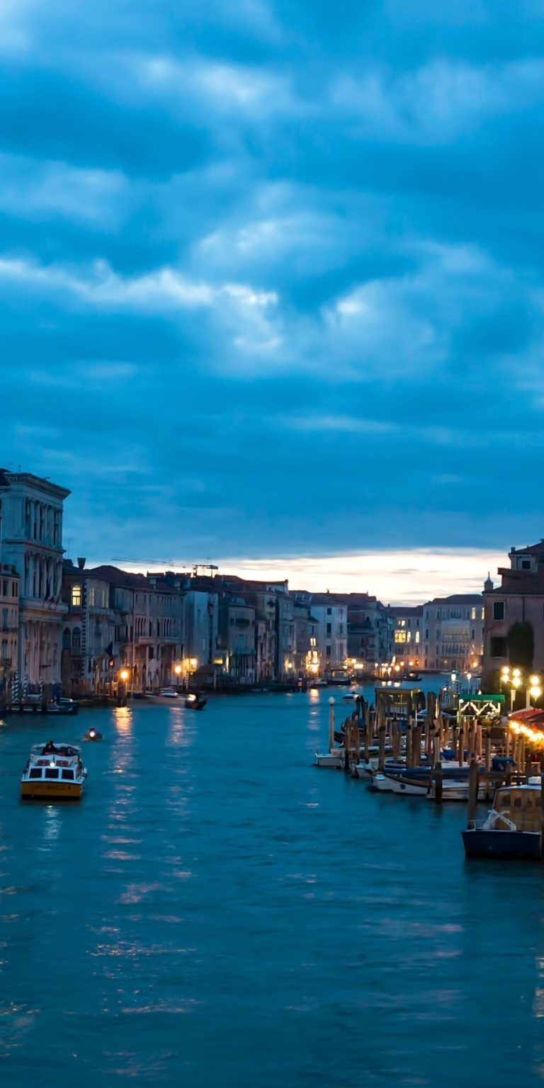 Venice Ultra HD Wallpaper 1080x2160 768x1536
