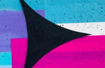Wall Texture Arrow Paint Wallpaper 720x1280 340x220