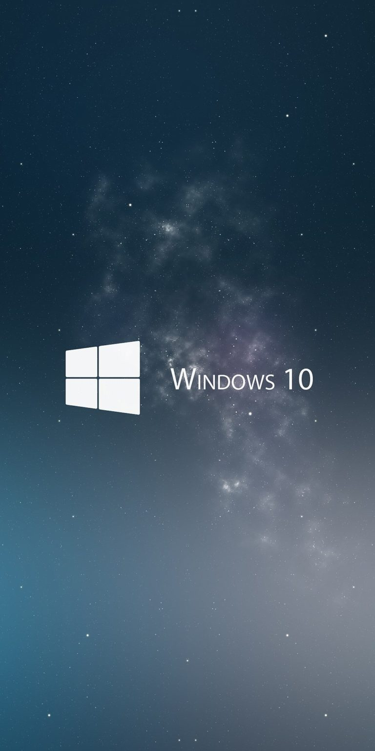 Windows 10 Ultra HD Wallpaper 1080x2160 768x1536