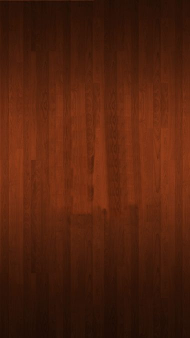Wooden Solid Dark Brown 380x676