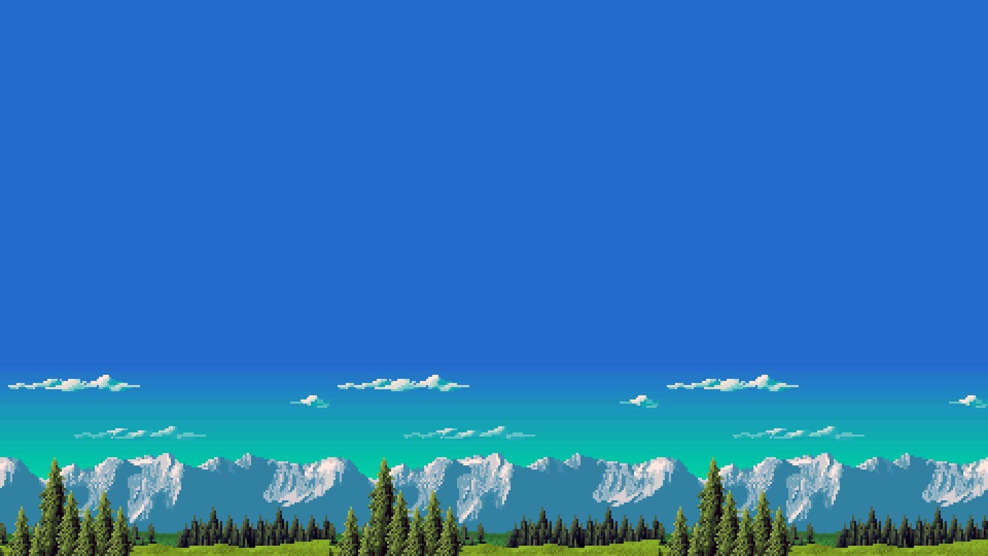 8 Bit Wallpaper 25