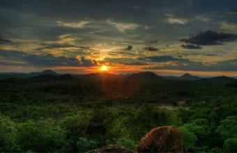 African Landscape Wallpaper 01 2560x1600 340x220