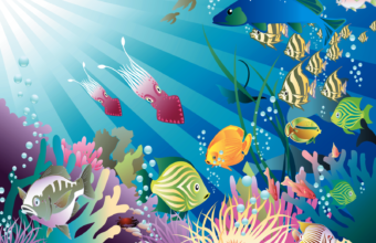 Aquarium Wallpaper 21 1600x1200 340x220