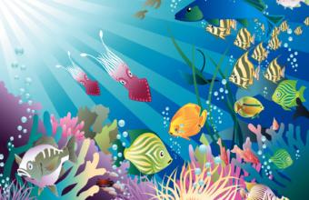 Aquarium Wallpaper 21 1600x1200 340x220