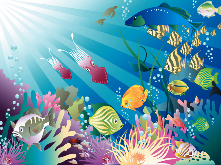 Aquarium Wallpaper 21 1600x1200 768x576